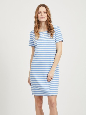 VITINNY DRESS PROVENCE BLUE STRIPES