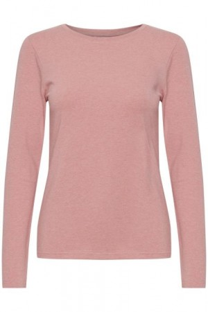 PAMILA LS TOPP ROSE TAN