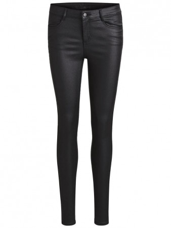 6d20a14f VICOMMIT COATED SKINNY JEANS
