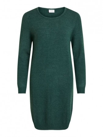 VIRIL KNIT DRESS PINE GROVE