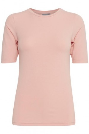 PAMILA TSHIRT ROSE TAN