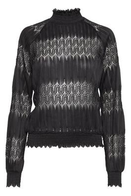 TALLA LACE BLOUSE SORT