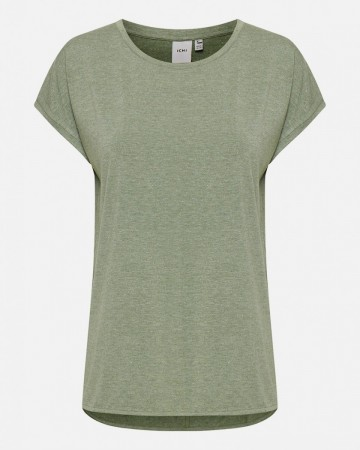 REBEL TSHIRT HEDGE GREEN