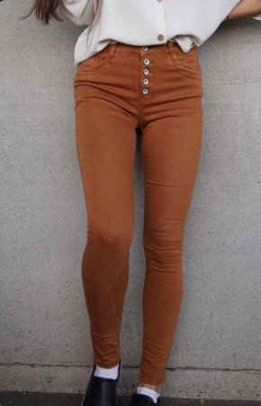 PEPPER JEANS CAMEL