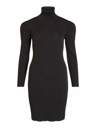 VICHARLOTTA ROLL NECK DRESS
