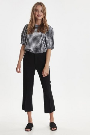LEXIE PANTS CROPPED SORT