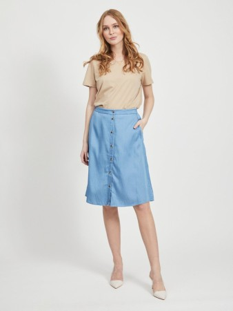 VIBISTA HW SKIRT MEDIUM BLUE