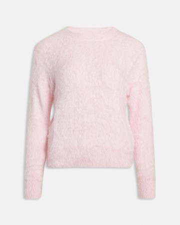 HILFA PULLOVER SOFT ROSE