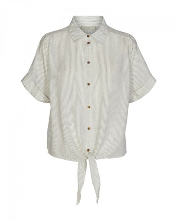 MELLA SHIRT BIRCH MIX