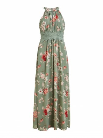 VIMILINA MAXI DRESS MILEU