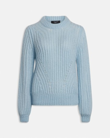 LYA PULLOVER LIGHT BLUE