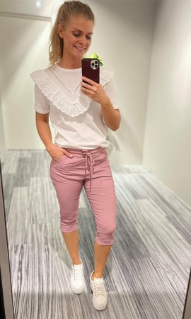 GEANY CAPRI ANTIQUE PINK