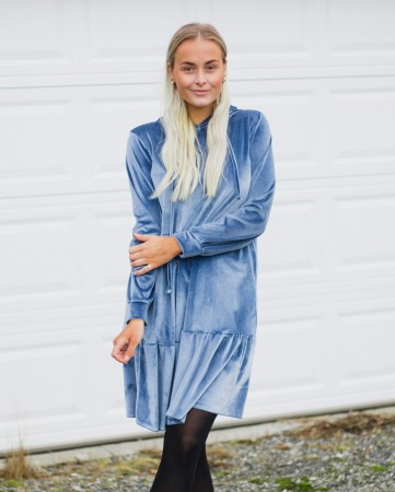LIMA DRESS JEANSBLUE