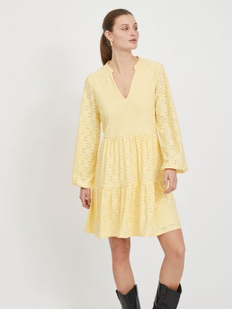 VIKAWA LS DRESS SUNLIGHT
