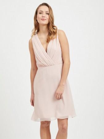 d9558932 VIALLI SL DRESS ROSE SMOKE