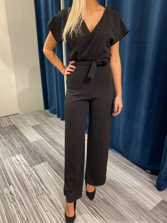 GIRL JUMPSUIT V NECK