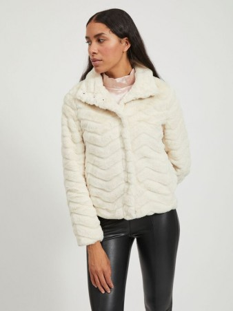 VIALIBA FAKE FUR BIRCH
