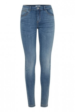 LOLA LUNI JEANS LIGHT BLUE