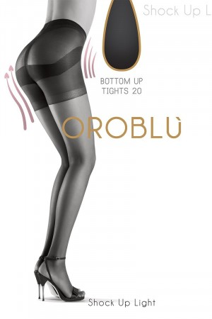 OROBLU SHOCK UP LIGHT 20 SORT